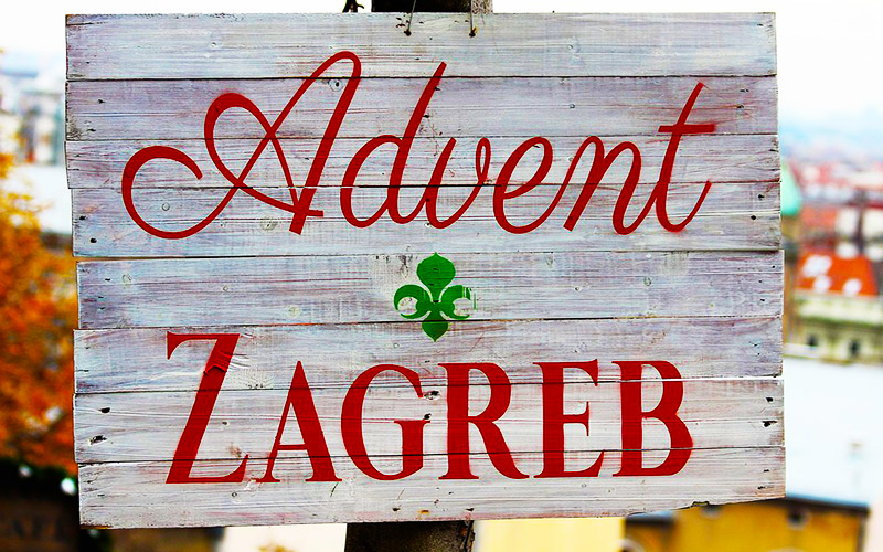 Advent Zágrábban  PROGRAM